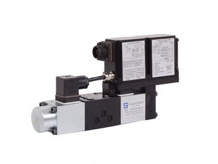 MA-DHZO MA-DKZOR 油圧比例した弁 06 の -10 流れ 105L/MIN P=30bar