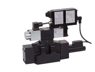 中国 MA-DPZO-T 油圧比例した弁の流れ 600L/min の圧力 350bar サプライヤー