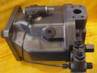 118 の kW 油圧ピストン ポンプ A10VSO140 SAE 4 の穴 UNC インチ スレッドします。