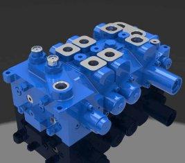 中国 マルチ - 方向油圧バルブ 4 DP20GL-2 のクレーンの方法 サプライヤー