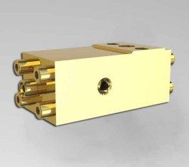 SO2 建設牽引方法方向油圧ロック弁