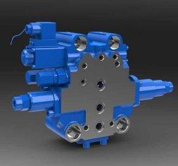 中国 SXHCF10L ロータリー バッファー方向油圧弁モータ年生 サプライヤー