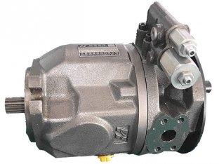 3300 Rpm A10VSO18 タンデム油圧ポンプ SAE 2 穴インチの UNC のスレッドで