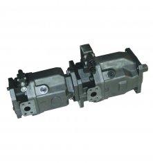 中国 1800 の Rpm の軸ピストン圧力コントロール タンデム油圧ポンプ A10VSO140 サプライヤー