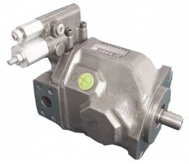 2600 Rpm 軸の油圧ピストン ポンプ A10VSO45 トルク 200 Nm の