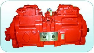 中国 63cc、112cc、140cc 小型油圧ピストン ポンプ K3V63DT、K3V112DT、K3V140DT サプライヤー