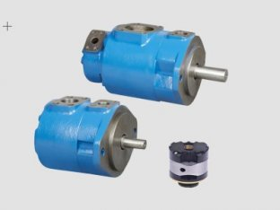 VQ SQP 単一ビッカース油圧ベーンポンプ、45 v、35 v、25 v、20 v