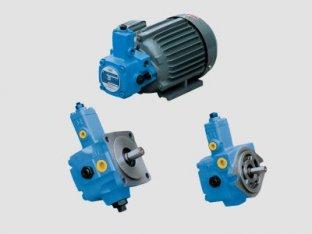 1800 Rpm 油圧度耐摩耗性オイル、リン酸エステル流体ポンプします。