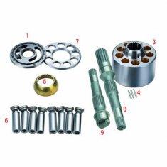 PC60/200/220/300 - 6/7 (HPV95/132)小松油圧ポンプは分けます