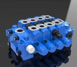 中国 油圧多方向制御バルブ 4GCJX G18L 工学 サプライヤー